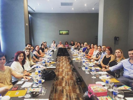Yapa Kurucular Toplantısı İzmit'te Gerçekleştirildi.